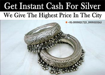 Get Instant Cash For Silver